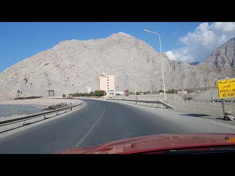 قرية تيبات مسندم سلطنة عمان مع المهندس سالم البروانيe Musandam Oman Tibat