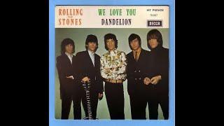 The Rolling Stones   Dandelion   1967     ( B.B. le 13/02/2020 ).