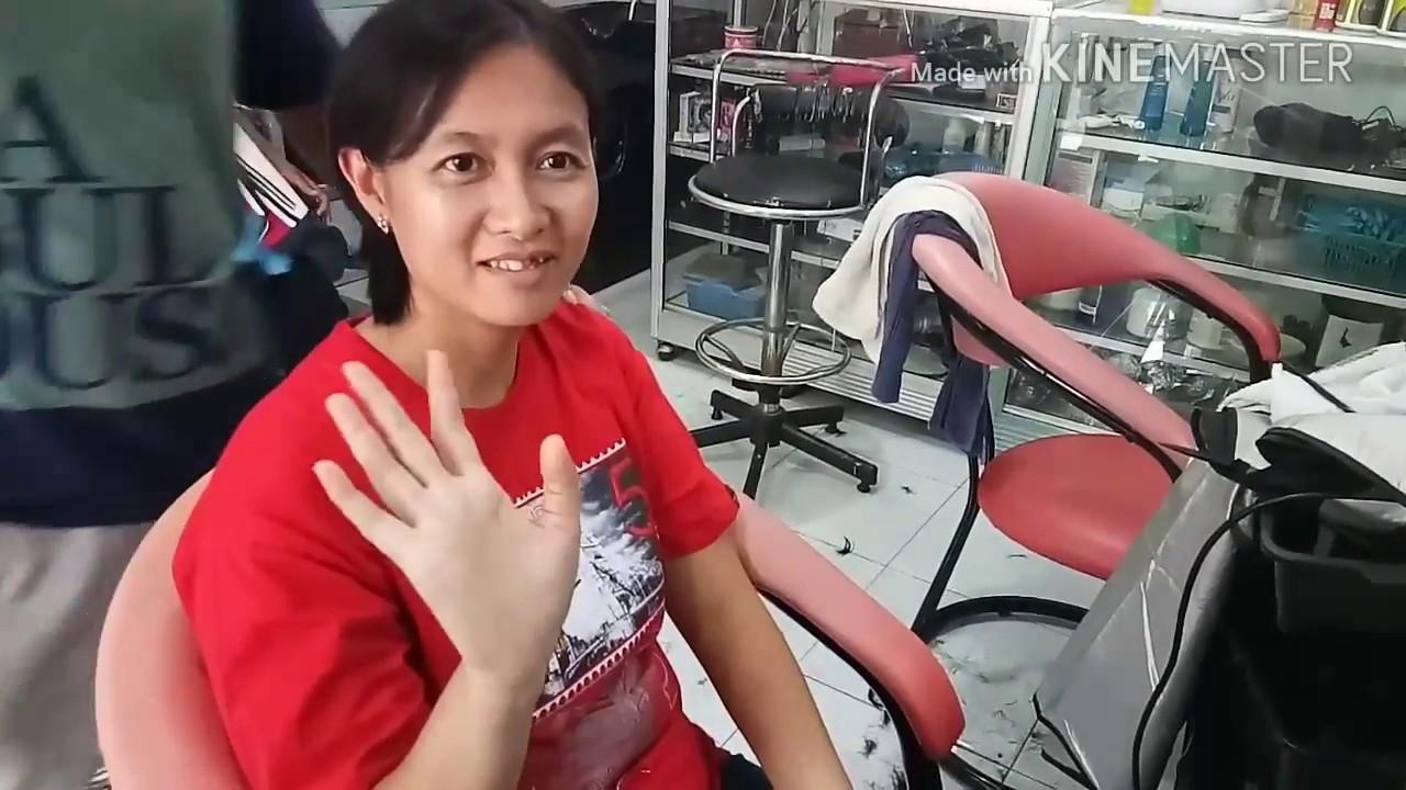 Potong rambut gagal - YouTube 4f1dbffa7c