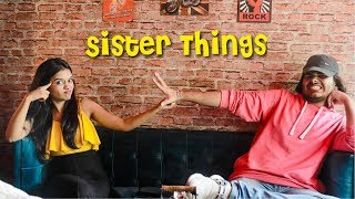 Gambar cover Sister Things ||Vicky Santani||