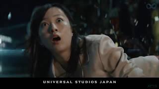 USJ 2018 ユニバーサル・スペクタクル・ナイトパレード CM 千田絵民 201...