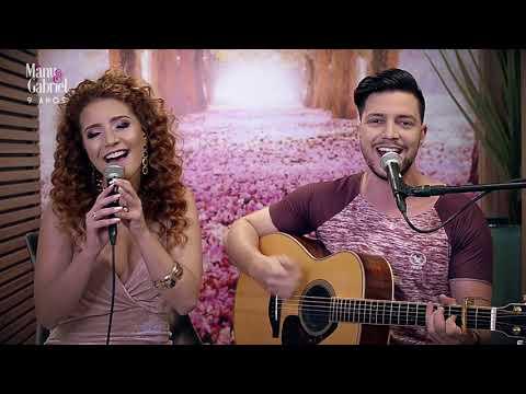 Sorte Que Cê Beija Bem - Maiara e Maraísa (Manu & Gabriel Cover)