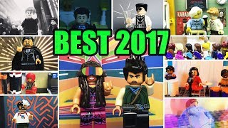 LEGO Best Songs of 2017 | LEGO Music Video
