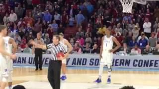 Duke loses to University of South Carolina