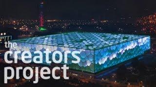 Translating Emoji into a Giant Light Show