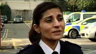 Working for Thames Valley Police with Inspector Bhupinder Rai