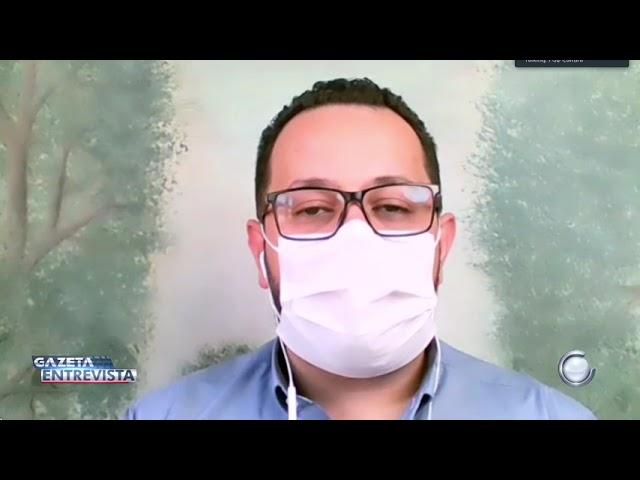 3° Bloco: Gazeta Entrevista com Pedro Henrique