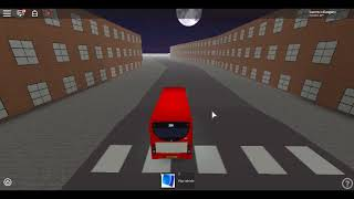 Roblox Londra Hackney & Limehouse bus Simulator E200 DAS2 CTP Refurb Route 309 Stepney (deviazione)