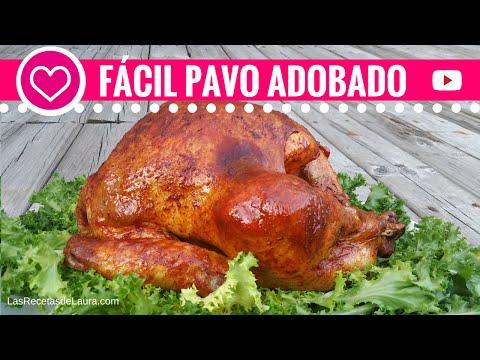 como-preparar-pavo-al-horno--jugoso-y-tierno--pavo-adobado---mexican-oven-roasted-turkey