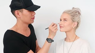 CELEBRITY MUA PATRICK TA DOES MY MAKEUP