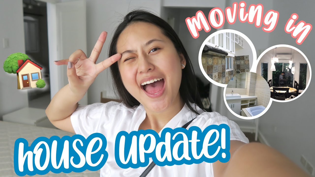 House Update/Moving In 🏡 | Lexy Rodriguez