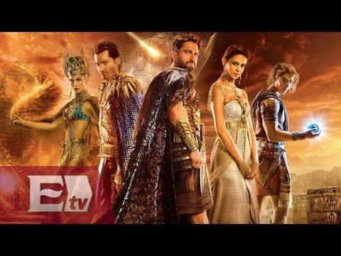 """Fantasía y acción en la película """"Dioses de Egipto""""/ Vianey Esquinca"""