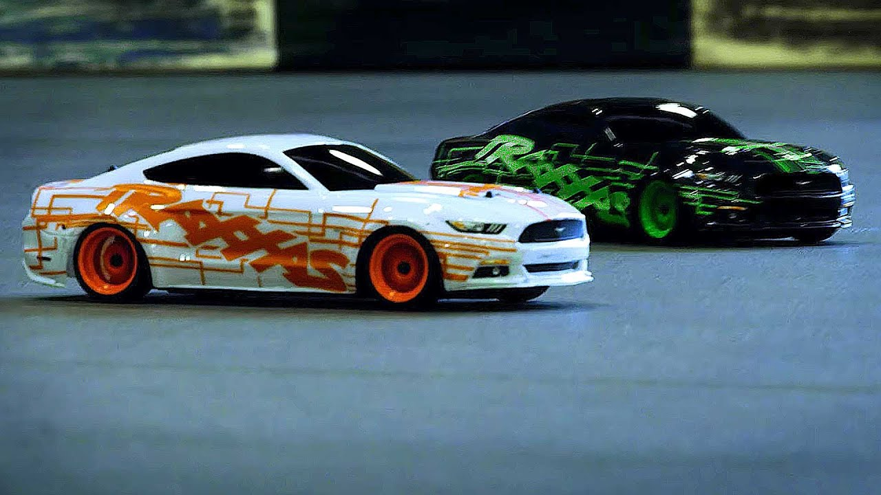 Mustang gt drift battle