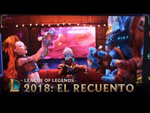 2018: El recuento | League of Legends thumbnail