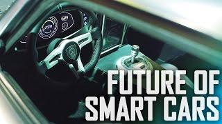 NVIDIA Tegra X1 inside a super car (Renovo Coupe + 2016 Audi TTS) Thumbnail