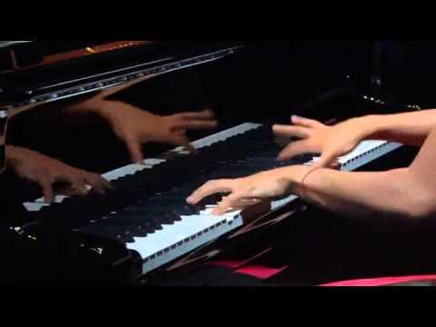 Yuja wang,Joshua Bell Beethoven kreutzer 1st movement