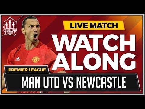 Manchester United vs Newcastle United LIVE 24 HOUR STREAM!