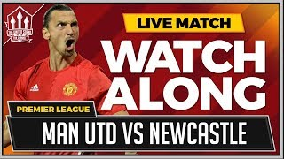 Manchester United vs Newcastle United LIVE 24 HOUR CHARITY STREAM!