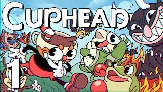 Cox n' Crendor play Cuphead [Part 1] - Don't Deal with the Devil
