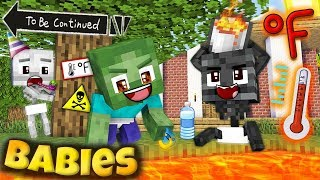 MONSTER SCHOOL : WITHER CHEATER FAMILY 2 (Epic monsters) - FUNNY MINECRAFT ANIMATION