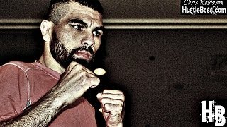 Alfredo Angulo Gets In A Light Workout During Media Day As Canelo Clash Nears