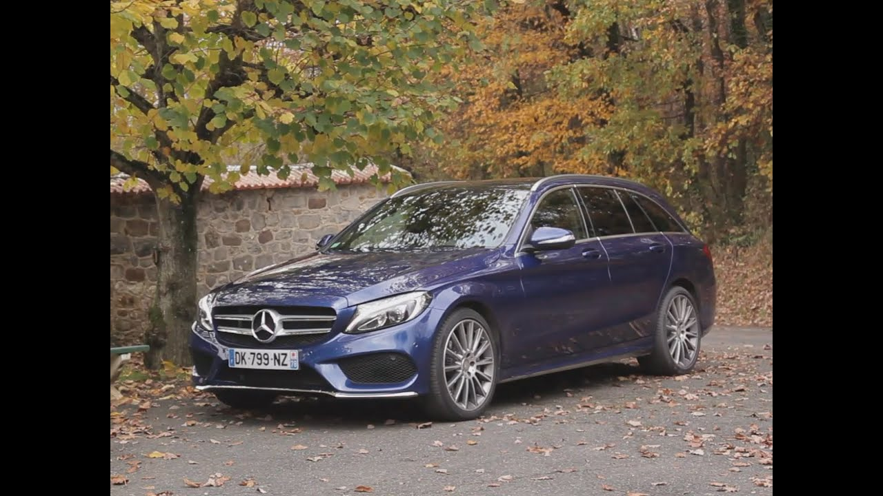essai mercedes classe c beak 250 bluetec 4matic sportline 2014 youtube. Black Bedroom Furniture Sets. Home Design Ideas