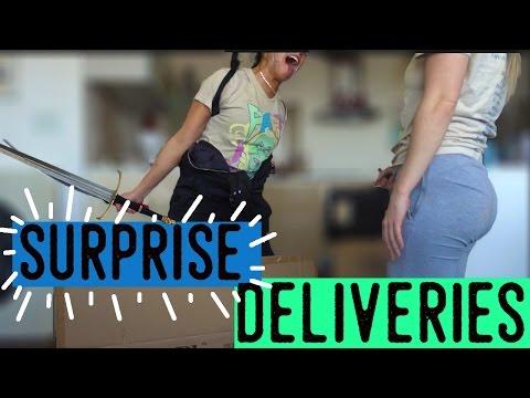 Surprise Deliveries