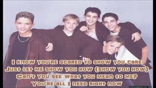 Dream Street - Someone to Hold Me Tonight Lyrics
