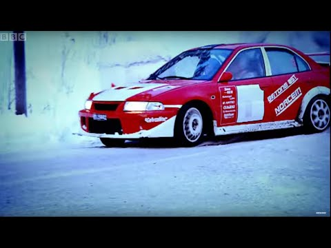 Rally Car Vs Bobsleigh | Top Gear