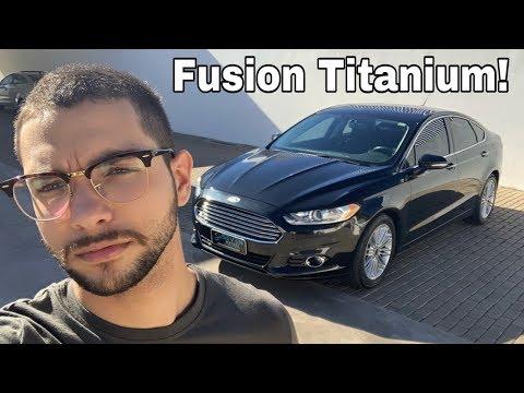 Ford Fusion Titanium: Em Detalhes (Garagem 2.0)