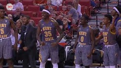 Kent State Golden Flashes' 63-58 win over Texas