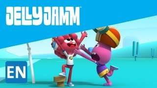 Jelly Jamm. The Jelly Must Flow!. Children's animation series. S01 E09