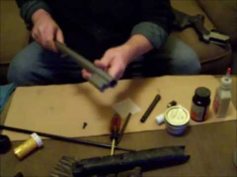 How To Disassemble and Reassemble CVA Accura Inline Muzzleloader with  Cleaning Instructions