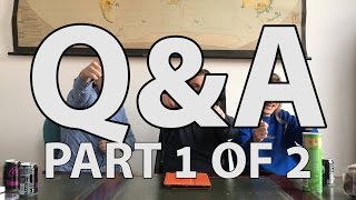 Q&A PART 1 | TU DELFT VLOGS#11