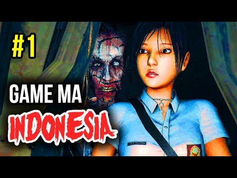 DREADOUT #1: NỮ SINH GẶP MA   GAME ĐÁNG SỢ CỦA INDONESIA