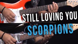 Still Loving You - Scorpions - Parte1/2 (como tocar - aula de guitarra)