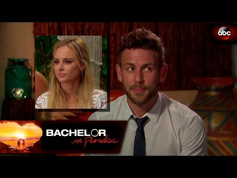 Nick Does Impressions of the Paradise Cast - Bachelor in Paradise