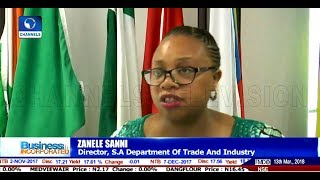 South Africa Open To More Made In Nigeria Goods |Business Incorporated|