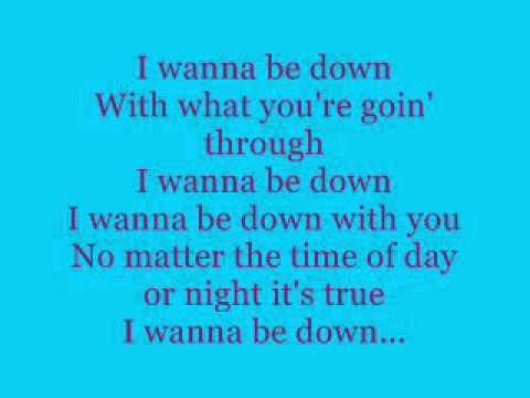 I Wanna Be Down by YG (Lyrics)