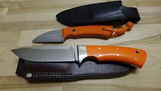 Литовские ножи: GIKO и Linuks