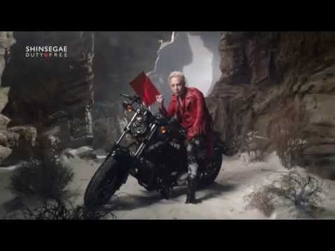 G DRAGON x SHINSEGAE DUTY FREE [New CF]