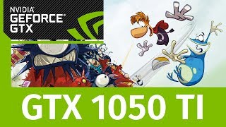 i3-3220 / 8GB DDR3 / MSI GeForce GTX 1050 Ti - Rayman Origins GamePlay (Test)
