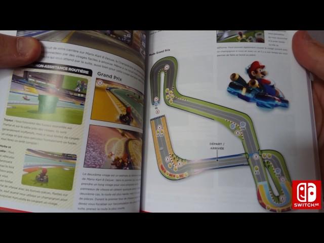 Mario Kart 8 Deluxe : Guide Officiel