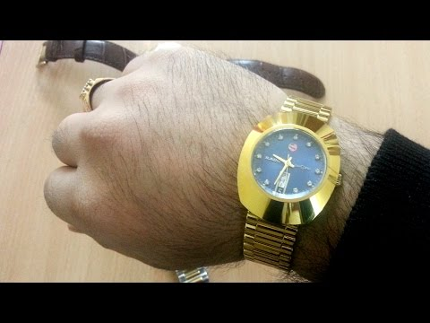 GOLD Rado The Original Diastar Watch Review | Automatic Watch