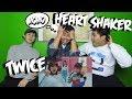 TWICE HEART SHAKER MV REACTION FUNNY FANBOYS mp3