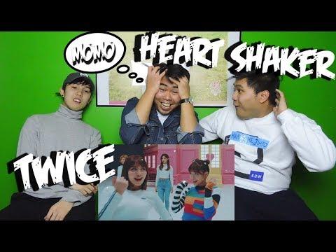9baa40cf97 9 THINGS YOU DIDN T NOTICE IN TWICE S  HEART SHAKER  MV - YouTube