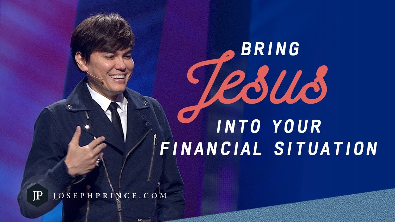 Bring Jesus Into Your Financial Situation | Joseph Prince