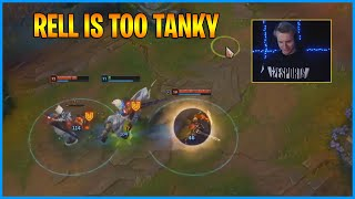 Jankos Reacts to Rekkles Interview..New Champion Rell's Tanky...LoL Daily Moments Ep 1212
