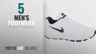 Топ-10 чоловічого взуття [2018]: Найк чоловіки t-Lite в ХІ відкритому повітрі спортивне взуття, білий