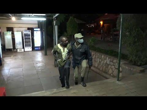 Uganda clamps down on revelers breaking the Covid regulations